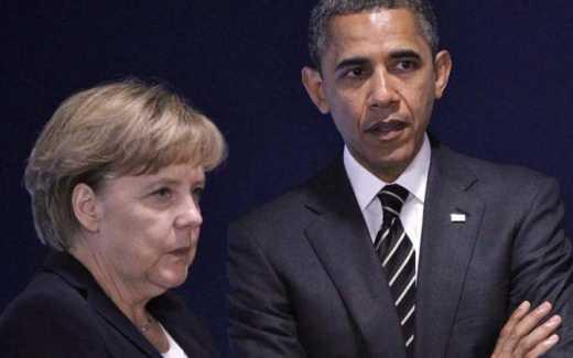 Западный мир не имеет лидеров, есть только фрау со Штази и тряпка, которая называет себя президентом самой могущественной страны мира