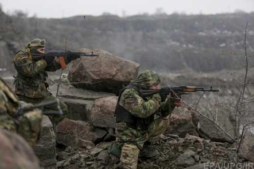 Террористические войска России потеряли 1,3 тысячи солдат при штурме Дебальцево