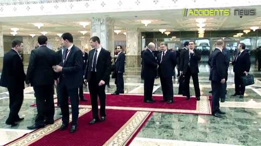 Порошенко и Лукашенко обсудили грязную игру Путина во время переговоров в Минске