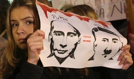 Путин превратит Россию в фашистское государство –  прогноз 12-летней давности ВИДЕО