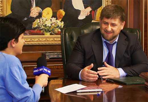Путинский скомороха: Кадыров заявил, что Ису Мунаєва убили украинские спецслужбы при поддержке ЦРУ