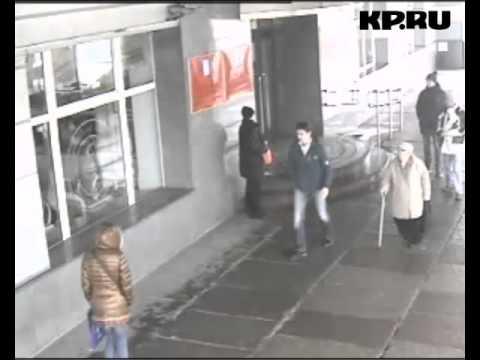 Россиянин пытался сжечь себя заживо возле входа в мэрию Калининграда