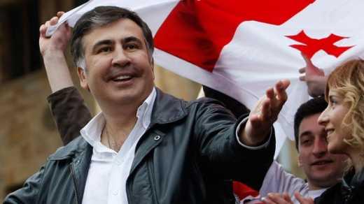 После трехдневных переговоров с президентом Украины, Саакашвили отказался от участия в конкурсе на должность главы Антикоррупционного бюро