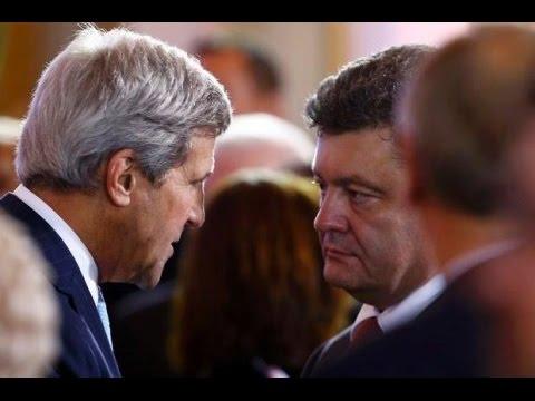 Западу надо решить, он на стороне свободного мира или на стороне варваров, — Порошенко