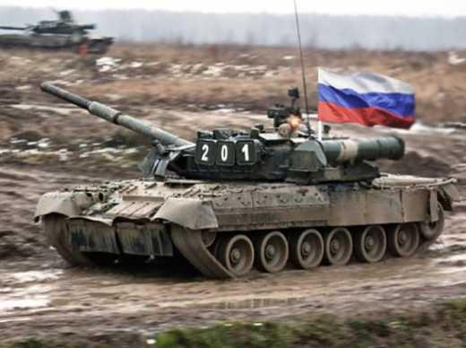 Параллельно с переговорами в Минске, Россия завела на Донбасс 130 единиц военной техники