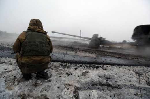 Углегорск превратился в город призрак с кучей трупов террористов