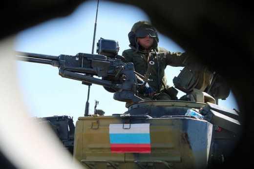 В Новоазовске мотострелки  устроили бунт и перестрелку со спецназом ВВ МВД РФ
