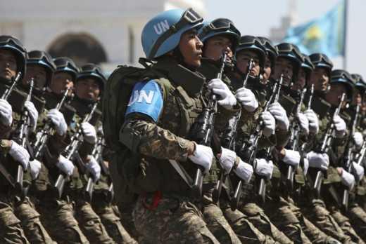 Некоторые страны-члены ЕС выразили свою готовность направить  войска в составе миротворческих сил ООН на Донбасс