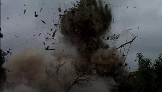 """Артиллерия ВСУ оставила террористов """"ЛНР"""" без боекомплекта, уничтожив их склад"""