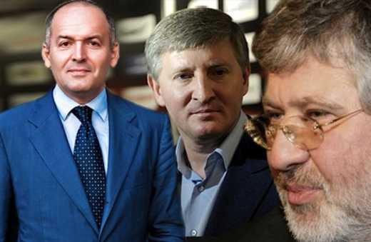 Деолигархизация Украины? Первыми под каток могут попасть Пинчук, Ахметов и Коломойский