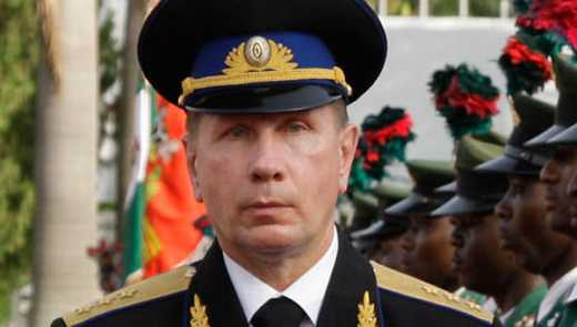 Генерал Золотов, убитый накануне, начинал охранником у Анатолия Собчака
