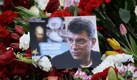Россия  не пустила поляков на похорон Немцова