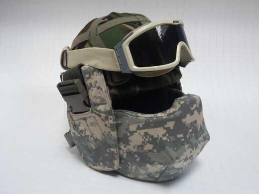 """Вскоре украинские бойцы смогут получить баллистические маски """"Киборг"""": Соответствующее производство запустили волонтеры"""