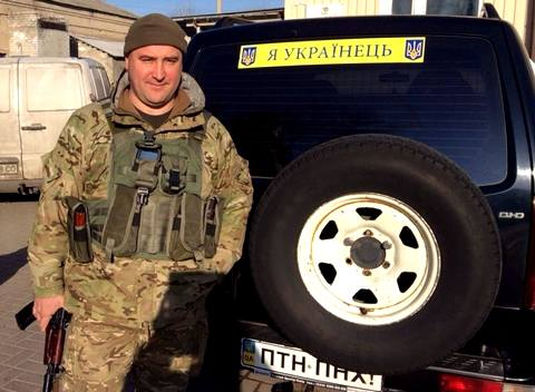 Боевые офицеры с АТО идут на повышение, — Бирюков