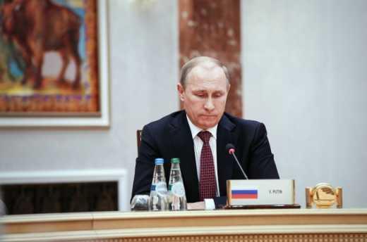 Путин начал чистку своего окружения ибо знает, что на его должность объявлен кастинг