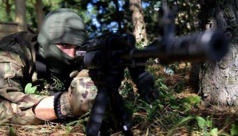 Украинские партизаны испытали новое оружие, уничтожив вражеский танк