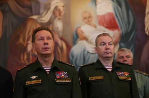 В социальных сетях появились сообщения о гибели генерала Виктора Золотова