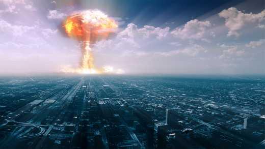 Больше половины Москвичей готовы поддержать начало ядерной войны из-за Крыма