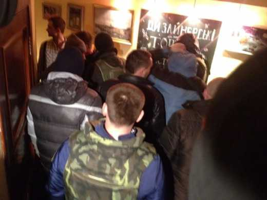 Игорь Коломойский бросил вызов людям, которые год назад вышли на Майдан