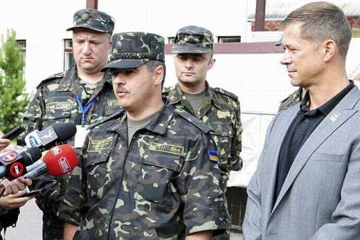Генерала которому за шпионаж светит 8 лет с подачи Муженко назначили на новую должность в Генштабе