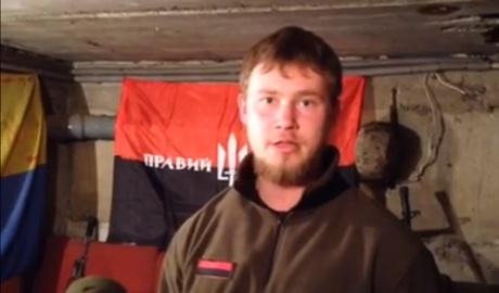 «Вы променяли православный крест на красную тряпку» — обращение к «казачкам ЛНР» российских казаков из Правого сектора ВИДЕО