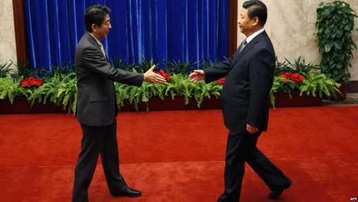 Любителю аннексировать чужие территории пора задуматься: Власти Китая и Японии впервые за 4 года провели встречу на уровне МО и МИД