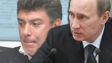 Потенциального убийцу Немцова, что задержало ФСБ Путин наградил орденом за мужество