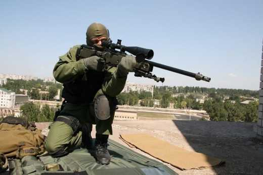 Марш памяти Бориса Немцова, через прицел снайперской винтовки: В Москву стягивают внутренние войска