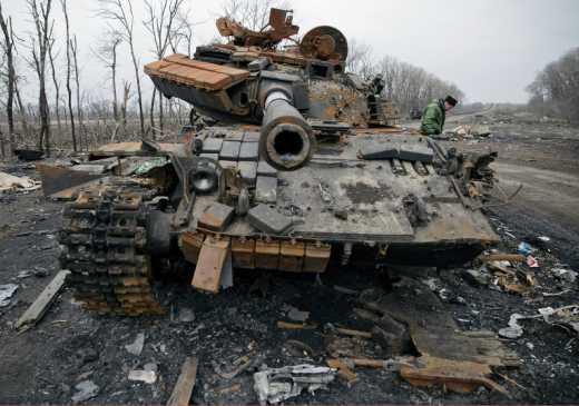 Уничтожать технику оккупантов выгодно: украинским бойцам за это уже выплатили 1 миллион гривень