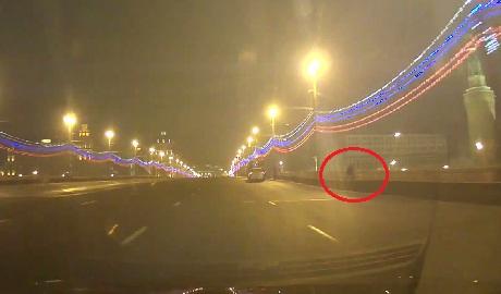 Перед гибелью Борис Немцов боролся со своим убийцей ВИДЕОдоказательство