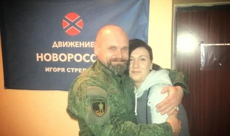 """Легендарная спайперша """"ДНР"""" расстреляла своего заместителя после ночной пьянки"""