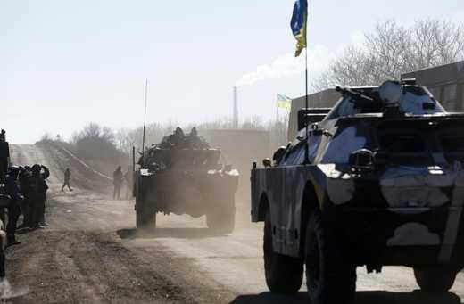 Один из вероятных вариантов, что украинская власть сдаст Счастье по сценарию Дебальцево