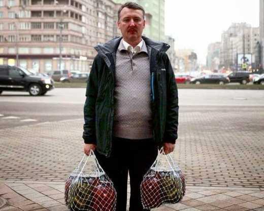 Полковник ФСБ Игорь Стрелков едет в Одессу