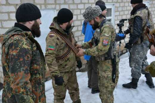 Четыре направления наступления, которые готовят террористические войска РФ на Донбассе
