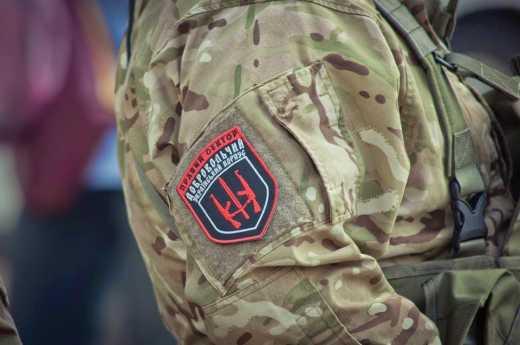 Бойцы Правого Сектора накрыли градом террористов, собиравшихся атаковать блок-пост, поскольку не читали минских договоренностей
