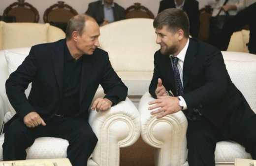 Пат в партии Кадыров-Путин: Один не может отпустить задержанных, а второй упасть лицом в грязь перед соратниками