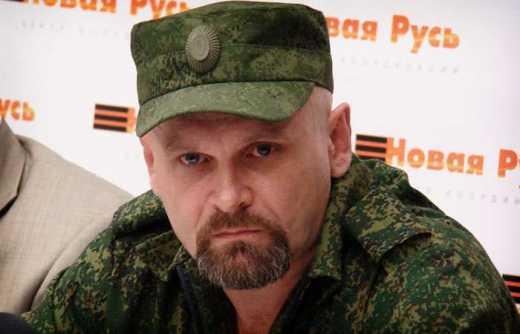 В Алчевске взорвали машину с командиром бандформирования «Призрак» Алексеем Мозговым