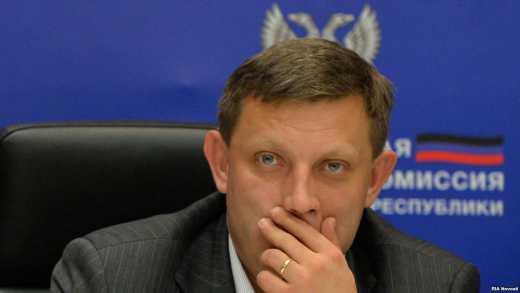 Боевики заявили, что в Украине очень сильная партия войны, которая подталкивает Порошенко к срыву минских договоренностей