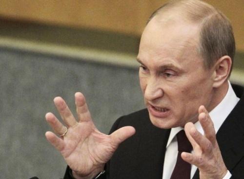 Я отморозок, бойтесь меня, я не шучу, – заявление Путина в фильме о Крыме, переведеное на рациональный язык