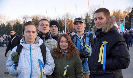 Активиста, появившегося на митинге в Саратове с украинской символикой, хотят посадить