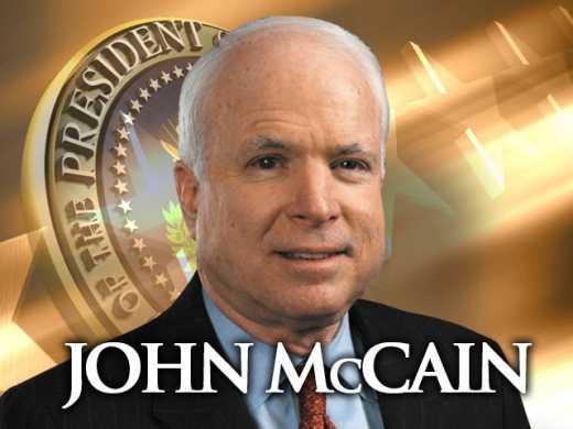 Маккейн об отказе вооружить Украину: это самая позорная страница истории США