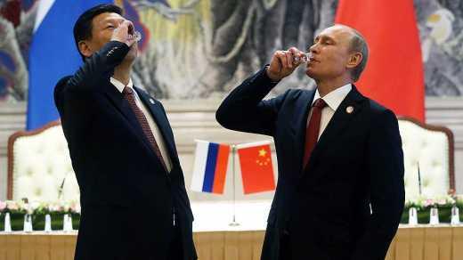 Китай начал аннексию России: К 2016 году Россия передаст КНР 2 миллиона гектаров земли в Сибири