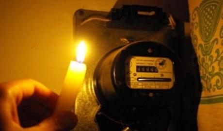 Луганщина целую ночь оставалась без света