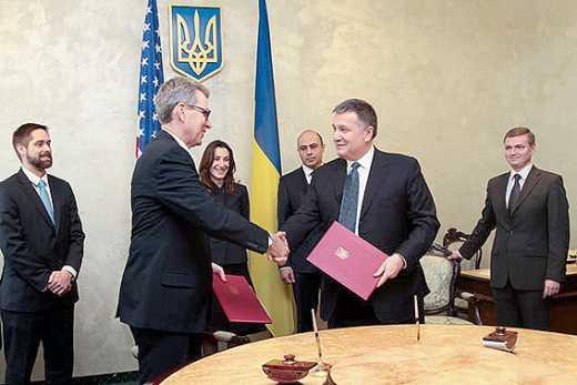 США ясно дало понять, что не даст использовать выделенные Украине деньги не по назначению