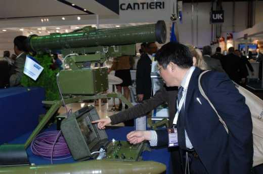 Украинские войска начали получать аналог систем javelin