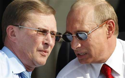 Путин начал зачищать свое ближайшее окружение?