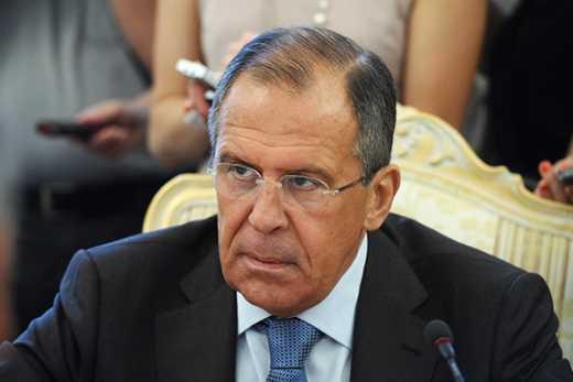 Лавров требует, чтобы США и ЕС ввели санкции против Киева