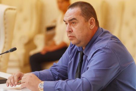 Пьяные террористы «ЛНР» развлекаясь едва не убили своего лидера Игоря Плотницкого