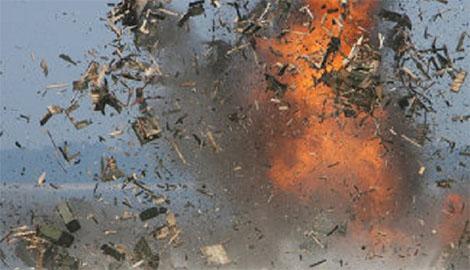 """""""Неизвестная"""" диверсионная группа продолжает успешно уничтожать боевиков – под Мариуполем взорвано минное хранилище террористов…"""