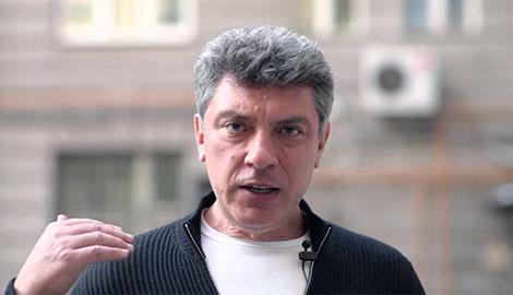 В сети появилась запись видеорегистратора сразу после убийства Бориса Немцова ВИДЕО